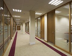 Expert office partitions