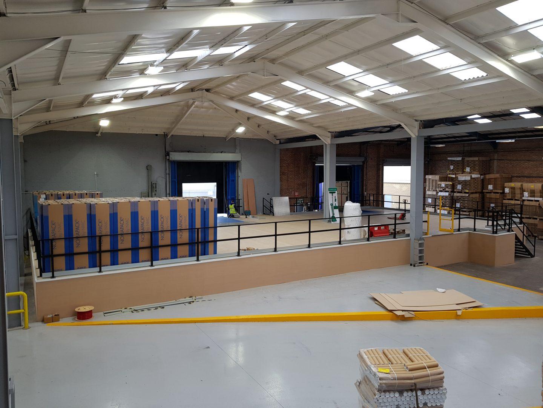 single tiered mezzanine floor & Mezzanine Solutions for Warehouses \u0026 Offices by Passha
