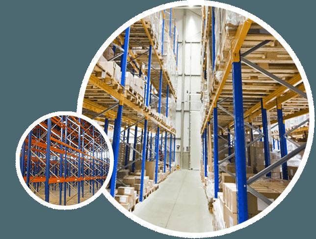 About Passha Storage - Racking