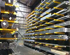 warehouse storage and racking solutions
