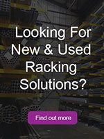 Looking for New & Used Racking Solutions?